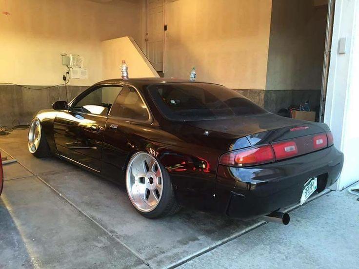 #Nissan #Silvia #S14 #Zenki #Kouki #Modified #Camber #Slammed #Stance #JDM