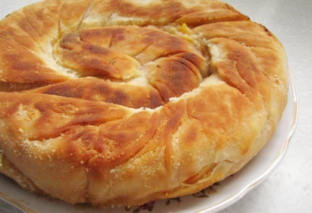 Вертута с картошкой - пошаговый рецепт с фото на Повар.ру