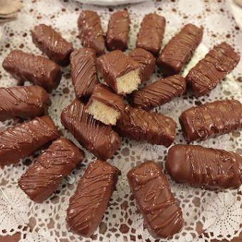 Çay Saatine Çikolatalı Kokoşlar
