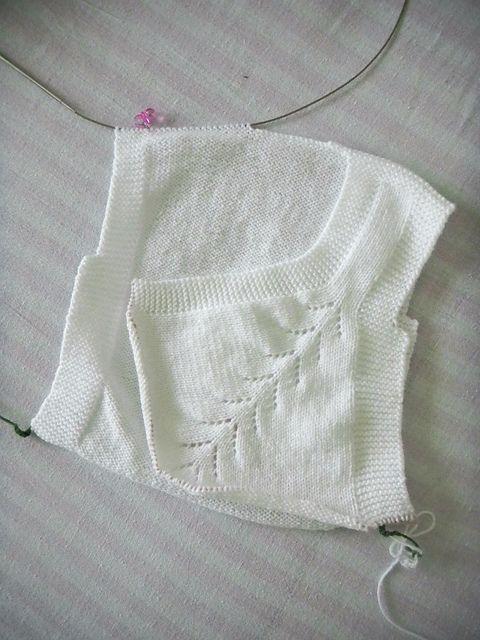 Ravelry: Elif0427's Ruffle baby vest