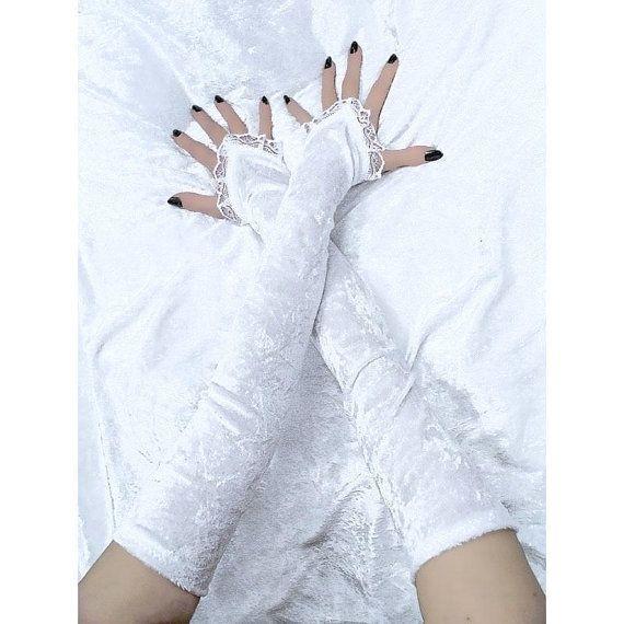 bridal fingerless gloves bridal gloves by FashionForWomen on Etsy. https://www.etsy.com/listing/209364291/bridal-fingerless-gloves-bridal-gloves?ref=shop_home_active_4