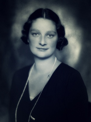 Miss Honoria Glossop:  HRH Princes Astrid of Sweden (1905–1935), first wife of King Leopold III
