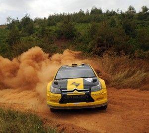 Tο Rally Acropolis δε συμπεριλήφθηκε ούτε το 2015, στο παγκόσμιο πρωτάθλημα WRC