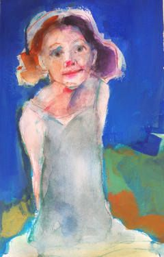 "Saatchi Art Artist Teresa Munoz; Painting, ""CNV"" #art"