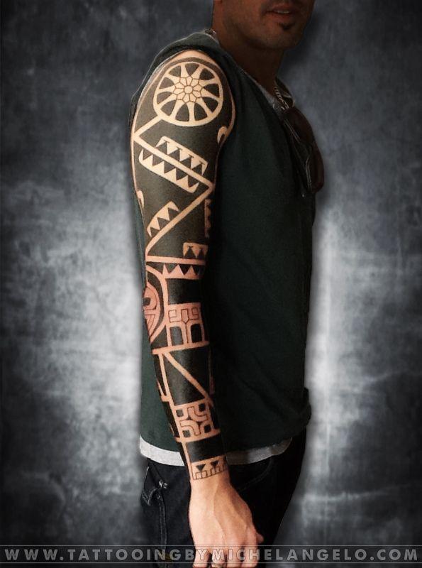 Favorito Oltre 25 fantastiche idee su Tatuaggi maori su Pinterest  JD45