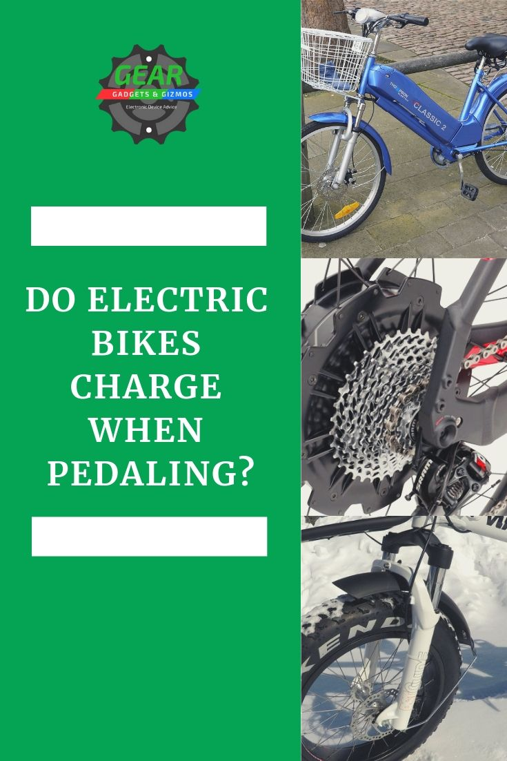 Do Electric Bikes Charge When Pedaling Bike Electric Bikes Uk