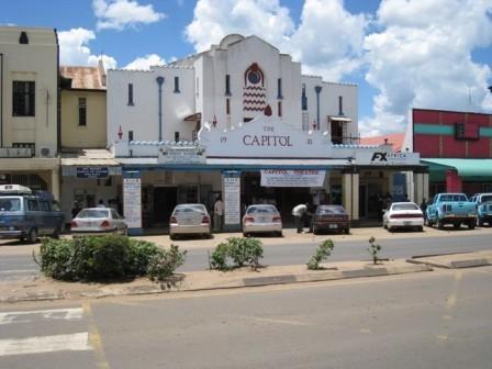 Capitol Theatre, Livingstone, Zambia