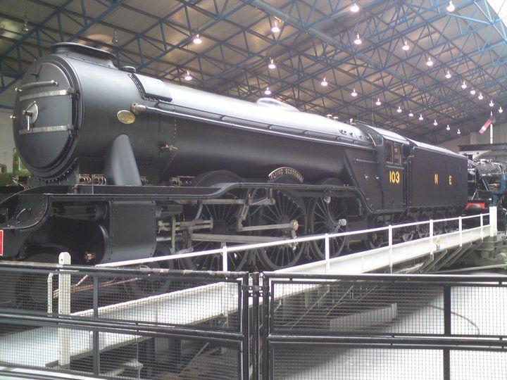 flying scotsman national railway museum york
