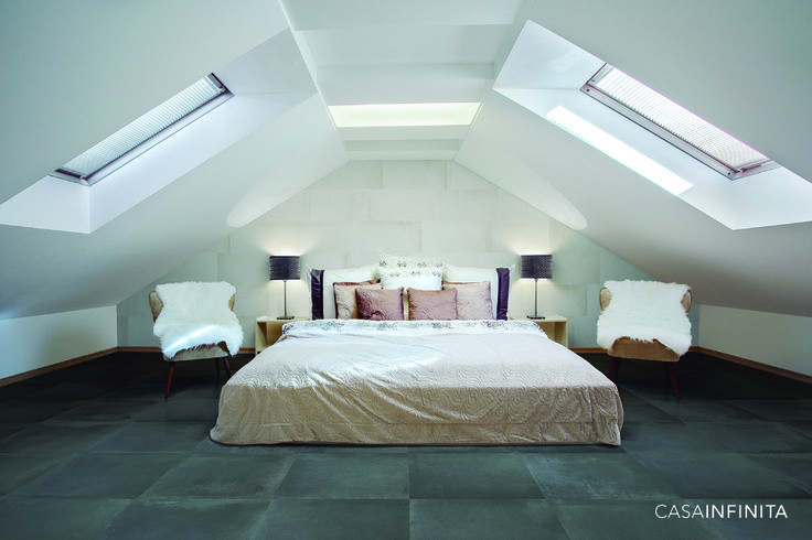 #Dormitorio de #diseño #luz #invierno2015 #CASAINFINITA