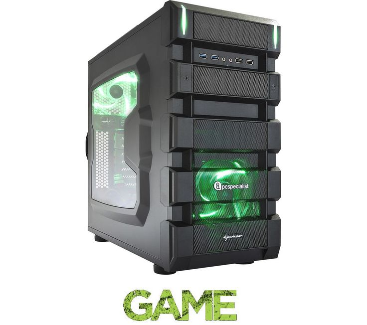 PC SPECIALIST Vortex Fusion III Intel Gaming PC on sale in the UK along with best prices on many other computing products for home, gaming and office.