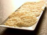 Parmesan Crisps - these are amazing -