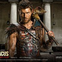 70+ complete artwork and wallpaper of spartacus tv series | Design Inspirator