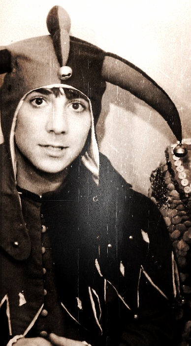 Keith Moon is the jester///