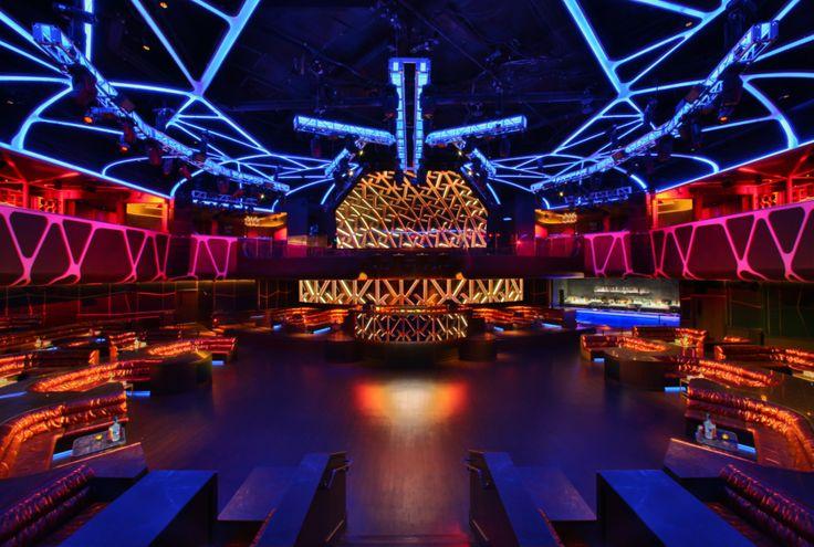 hakkasan las vegas nightclub, lounge, restaurant