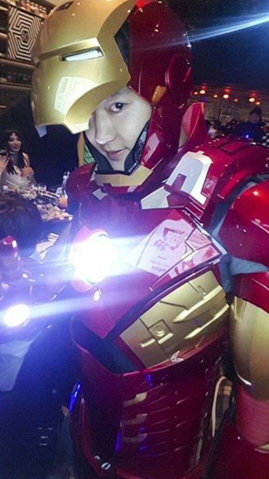 Park Iron man ♡♡♡