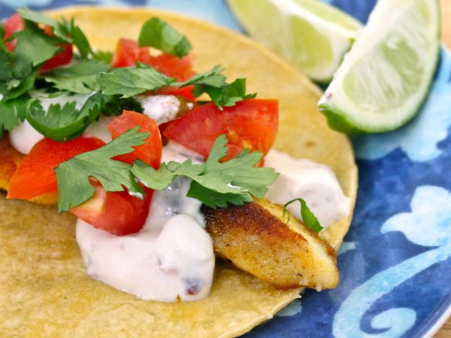 75 best images about food blogs we love on pinterest for Healthy fish tacos