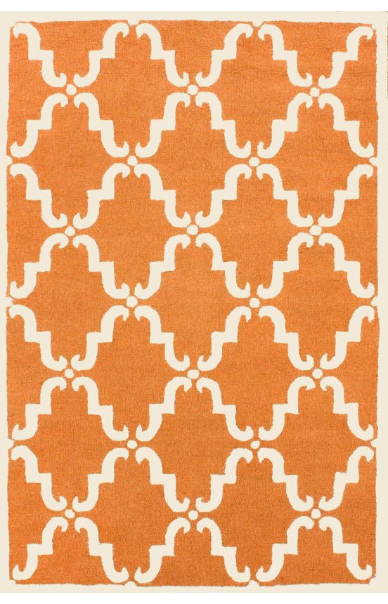 17 Best Images About Orange Area Rugs On Pinterest