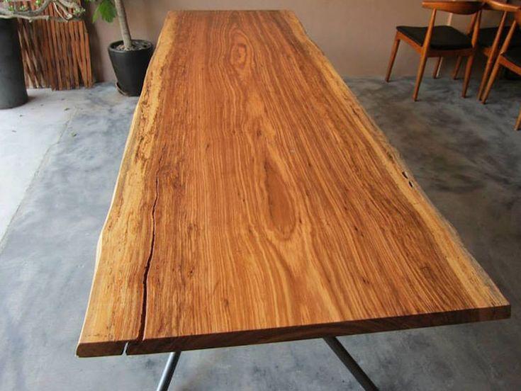 原木餐桌哪裡買?工業風裝修選購小撇步 - DECOmyplace