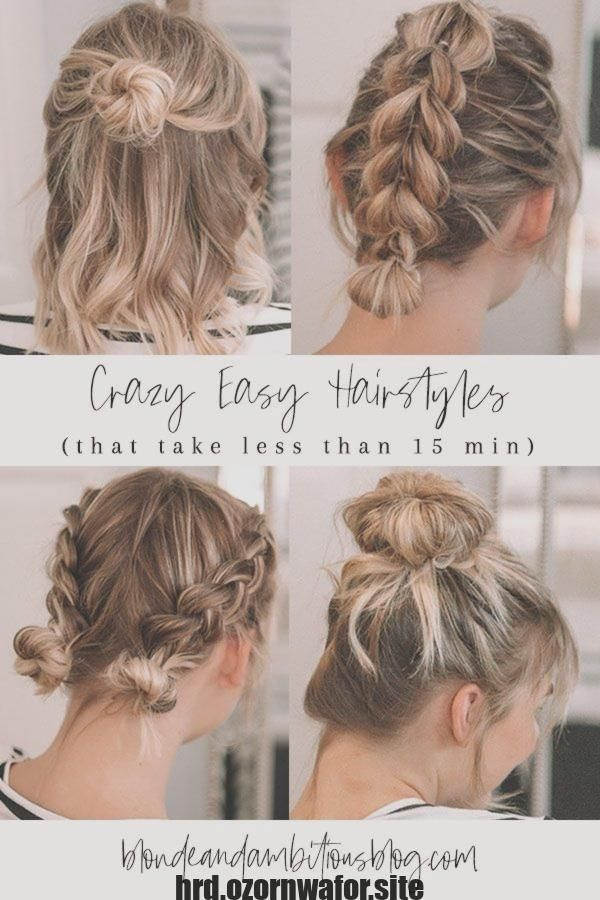 Excellent Absolutely Free Medium Hairstyles Thoughts Be Prepared Because There S A Different Tide With 20 Medium Hair Styles Easy Hairstyles Easy Braid Styles