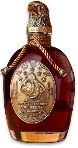 """The website calls this """"Not only one of the world's best bourbons, Lusty Claw is one of the World's best whiskey's"""". What it should say is """"We know the stuff in the bottle is terrible so we spent all of our money on a really cool bottle."""""""
