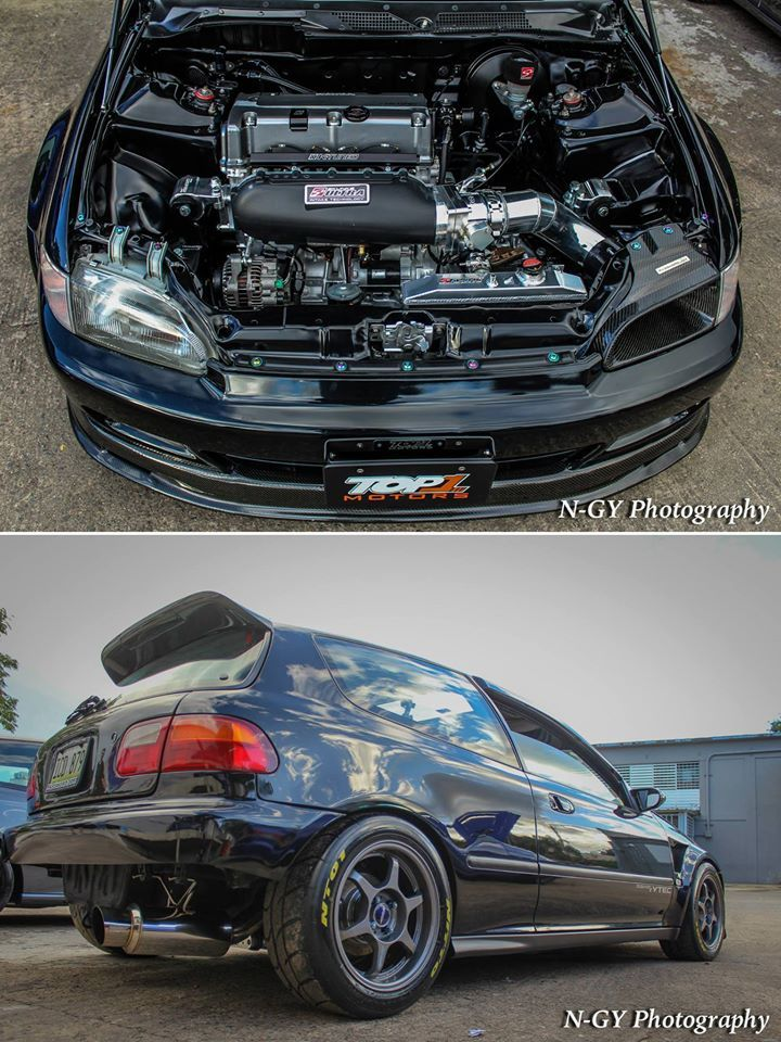 GET Together SIX !!  Sigan tag las fotos del evento a Fiebruz Corp , Tuned-Life.Com o usen los hashtag #gtg6 #fiebruz  Luis EG K24 300whp (Engine bay of the day) - BuddyClub USA P1 15X8 Wheels, Skunk2 Racing K-Tuned Top1 Motors Password:JDM   Photo by N-GY Photography  #cars #show #meet #puertorico
