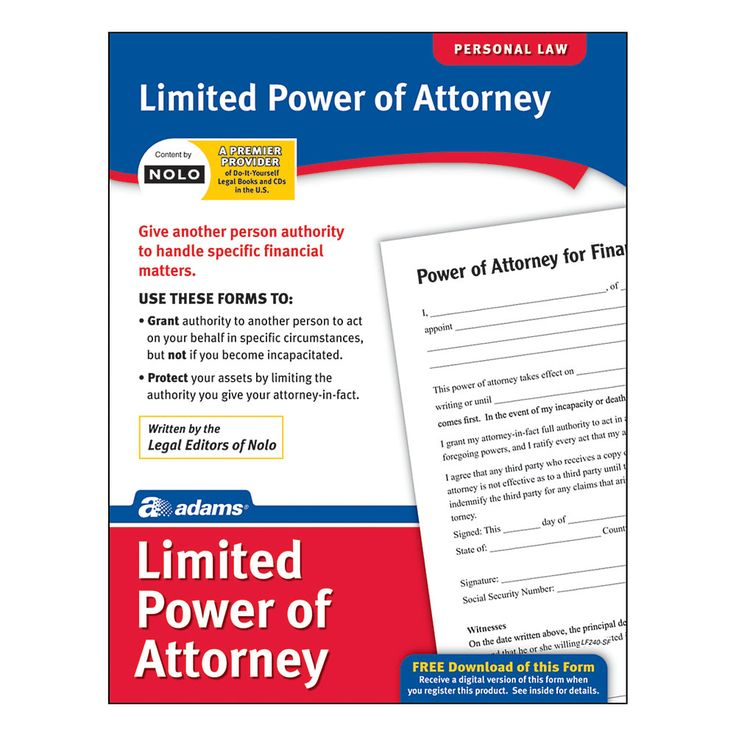 9 best Last Will and Testament images on Pinterest Business - limited power of attorney forms