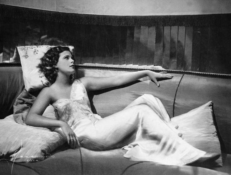 Hedy Lamarr,