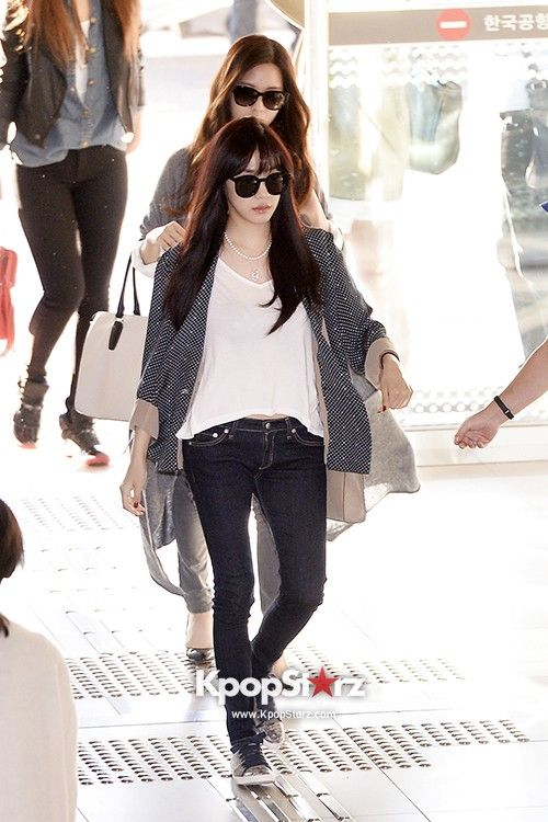 186 Best Images About Korean Kpop Airport Fashion Style On Pinterest Yoona Incheon And
