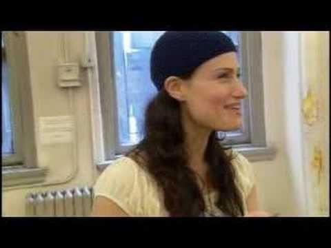 "Idina Menzel & Kristin Chenoweth ~ ""For Good"" rehearsal & performance clips ~ ""Wicked"""