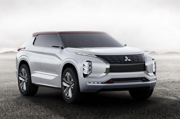 Paris 2016 : Mitsubishi présente le SUV hybride rechargeable GT-PHEV Concept