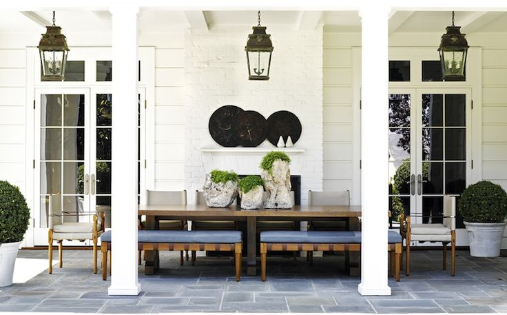 Best 25 Transitional Outdoor Fireplaces Ideas On Pinterest Transitional Outdoor Benches