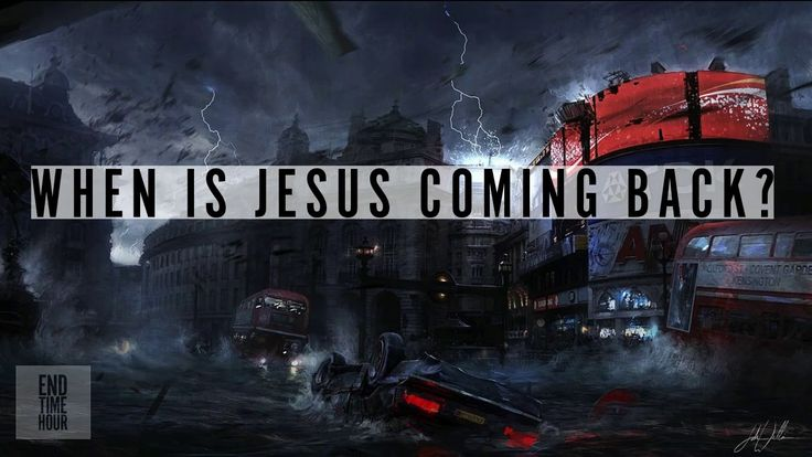 When is Jesus Coming Back?
