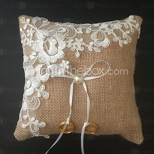 Champagne 1 Ribbons Faux Pearl Embroidery Linen 2017 - £7.37