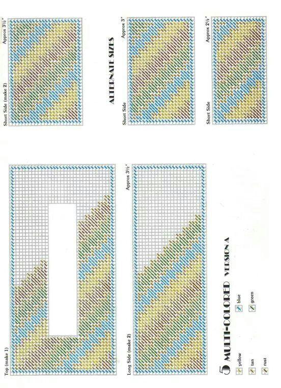 Multi-Colored TBC