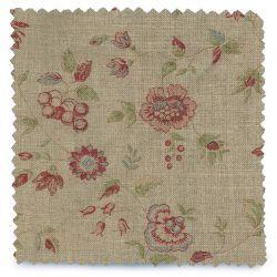 Framboise Natural Linen - Inchyra £48 per metre