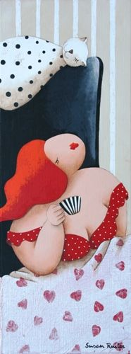 Lazy day | Susan Ruiter