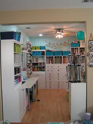 scrapbook room :)