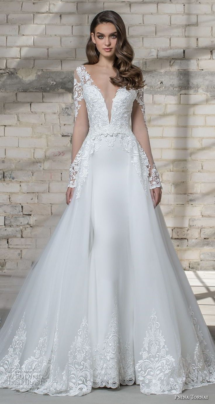 1406 best Bridal Collection images on Pinterest | Wedding frocks ...