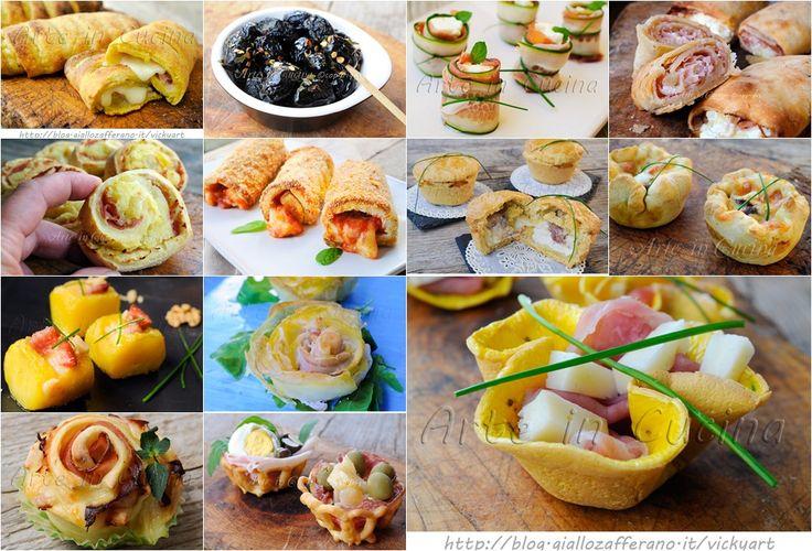 Antipasti per natale 2015 ricette facili veloci sfiziose cucina and natale - Menu per ospiti a pranzo ...