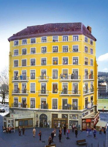 Lyon accueille la première université mondiale de l'art mural. http://www.lemoniteur.fr/693-emploi-formation/article/actualite/19302444-lyon-accueille-la-premiere-universite-mondiale-de-l-art-mural