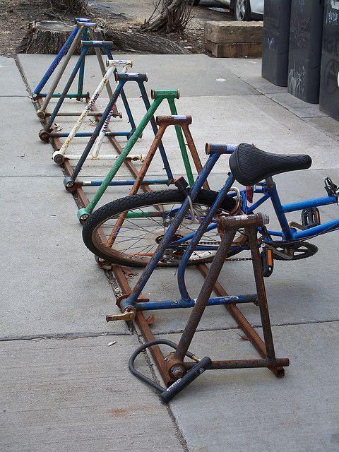 Bicyclerack Bike Rack Outdoor Bike Storage Bicycle Rack
