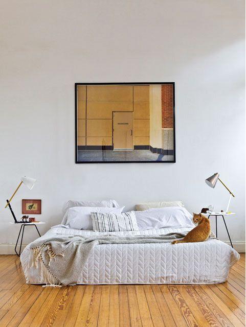 M s de 25 ideas incre bles sobre dormitorio minimalista en for Decoracion piso pareja joven