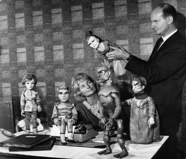 Best Gerry Anderson When Puppets Were Cool Images On