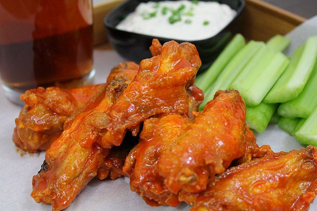 How to Make Buffalo Wings