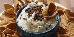 Cannoli Dip Beauty - I was reading the comments and others said to use a higher grade of ricotta than what is sold at Walmart (maybe even Kroger). Impastata is the high grade of ricotta and is not grainy. Mascarpone can be used because it is not grainy but a slight difference in the taste, it will still be good. There was also a suggestion for using strawberries.
