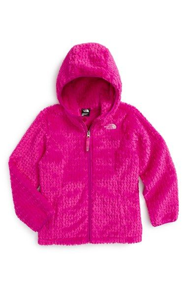 The North Face 'Laurel' Fleece Jacket (Toddler Girls & Little Girls) (Regular Retail Price: $80.00)