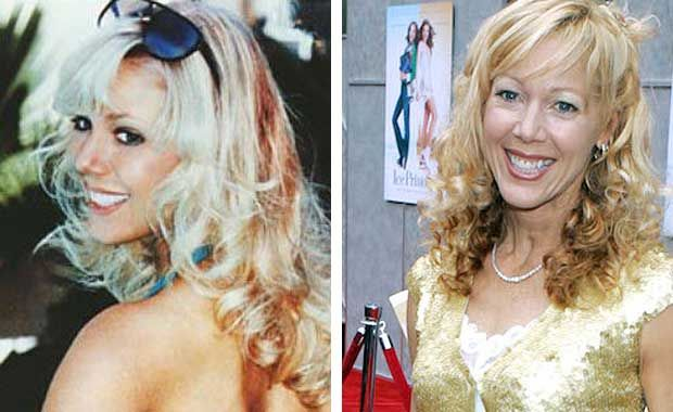 Lynn-Holly Johnson  #jamesbondgirls #thenandnow