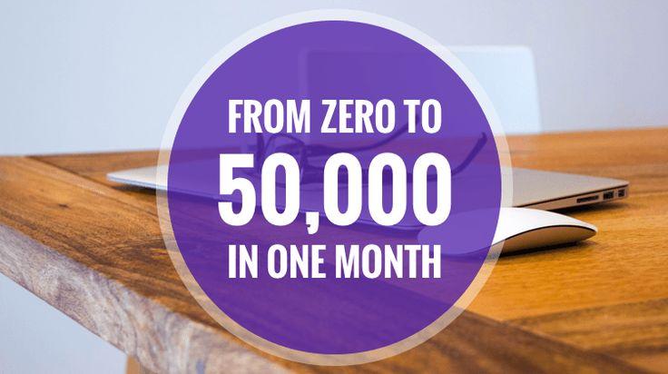 From Zero To 50000 – 03
