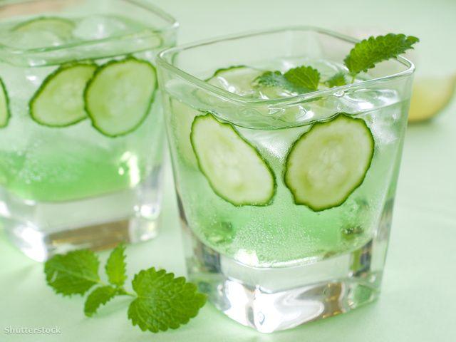 Hűsítő alkoholos italok, kánikula idejére