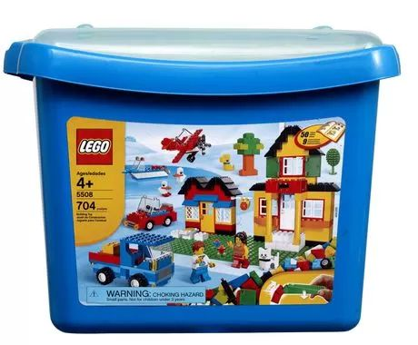 LEGO ® Deluxe Brick Box (5508) for sale at Walmart Canada. Buy Toys online at everyday low prices at Walmart.ca